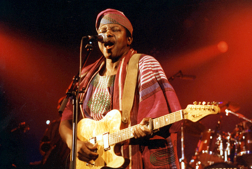 King Sunny Ade and his band will perform July 31 in the Ponte Vedra Concert Hall, 1050 A1A North, Ponte Vedra Beach. Contributed image