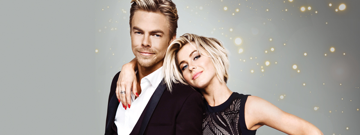 Julianne Hough & Derek Hough will perform in a dance show called MOVE LIVE ON TOUR 2015 on June 27 at the St. Augustine Amphitheatre. Contributed image