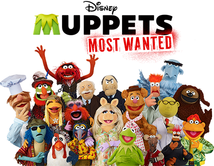 Muppets Most Wanted will be on screen