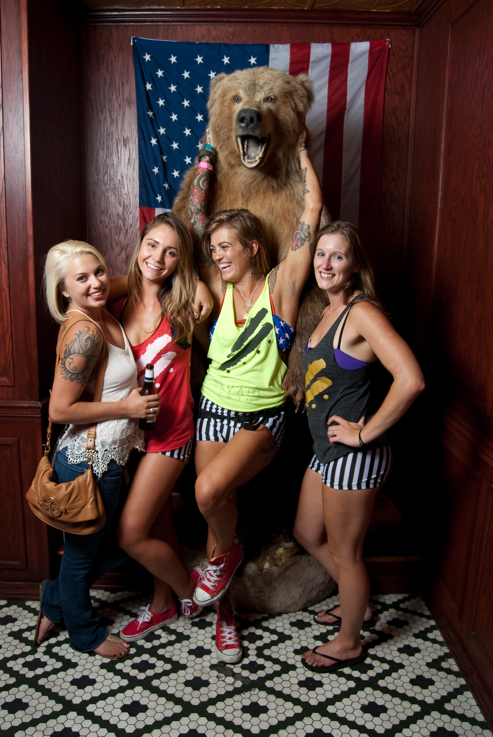 PHOTOS: Red, White & Blue at Dos Gatos in downtown St. Augustine