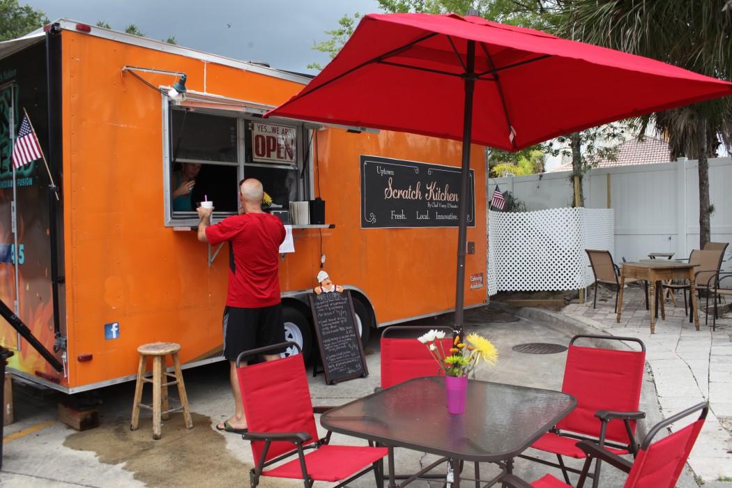 Scratch Kitchen Menu food truck: gourmet goodness from uptown scratch kitchen in st