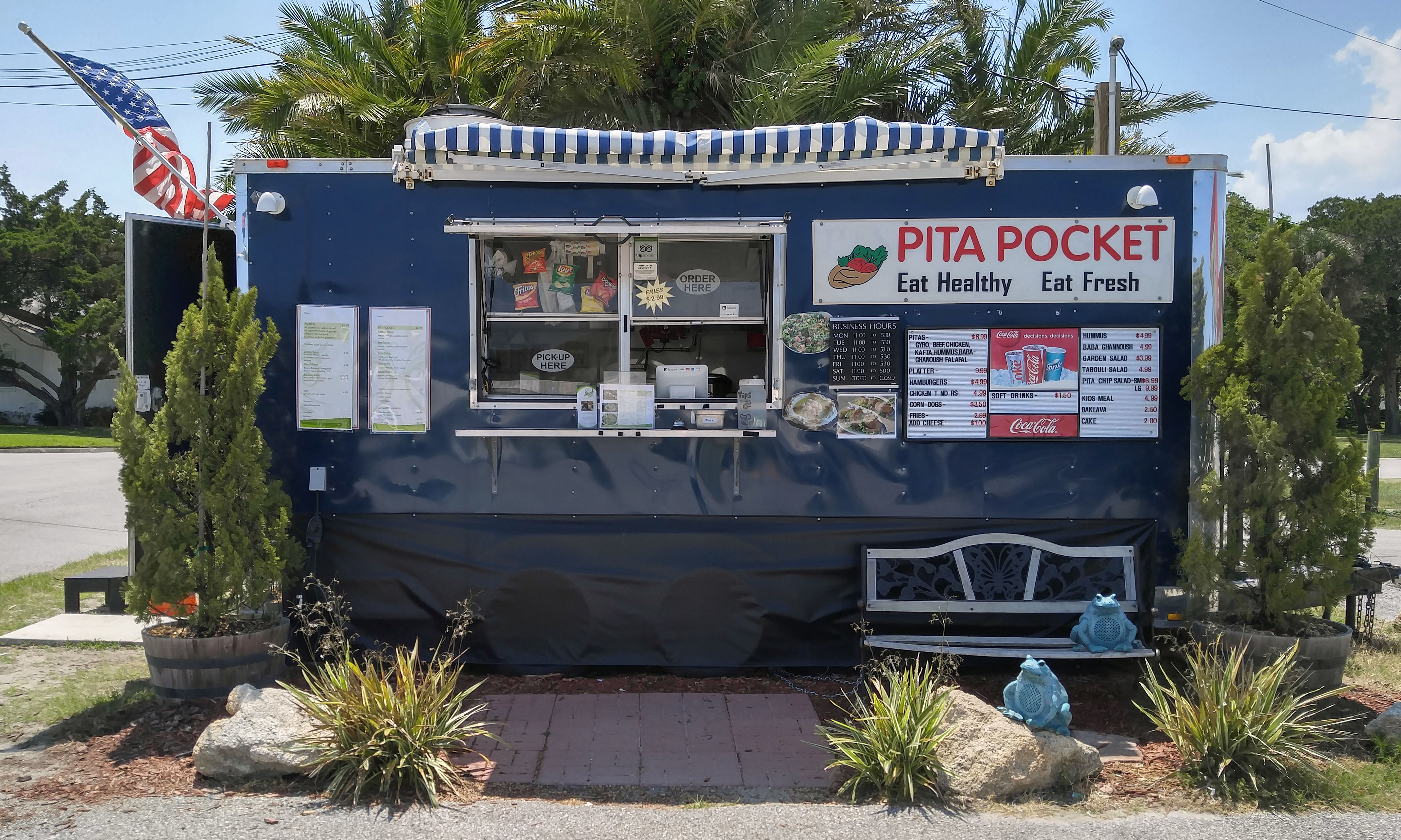 19 food trucks in st augustine st johns county totally st