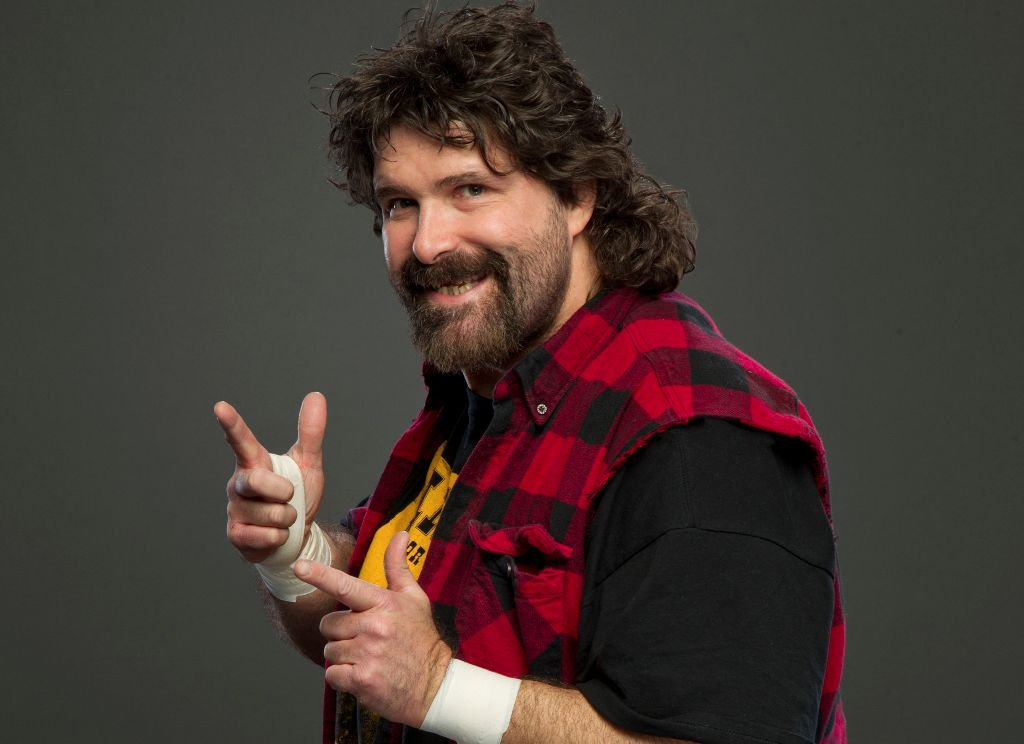 Former WWW wrestler Mick Foley, also known as Mankind, will perform his stand-up comedy act on July 10-11 at Jackie Knight's Comedy Club at Gypsy Cab's Corner Bar in St. Augustine. Photo from