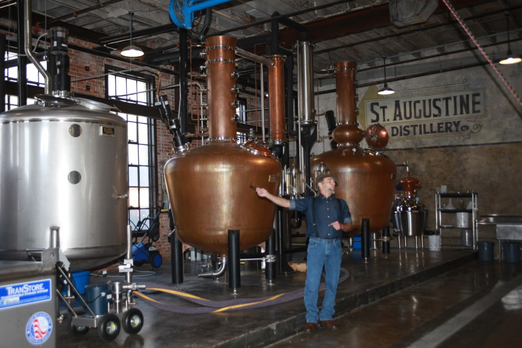 St. Augustine Distillery Wins 2018 Drammie Award for 'Best  Whiskey Distillery Tour in North America'