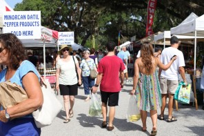 St. Augustine Amphitheatre Farmers Market reopens Oct. 10, 2020