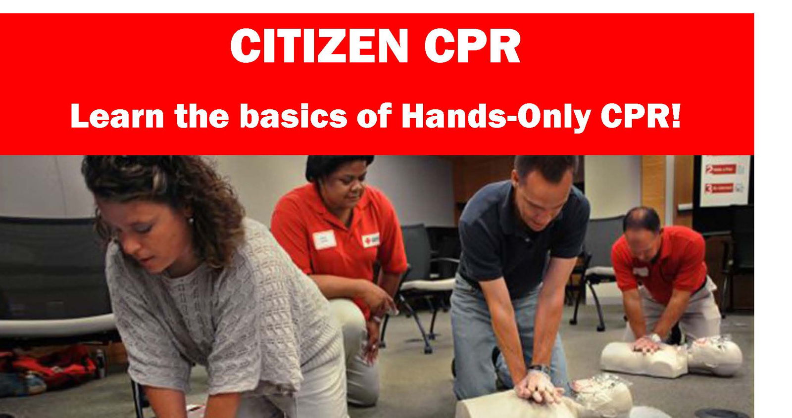 Citizen CPR New
