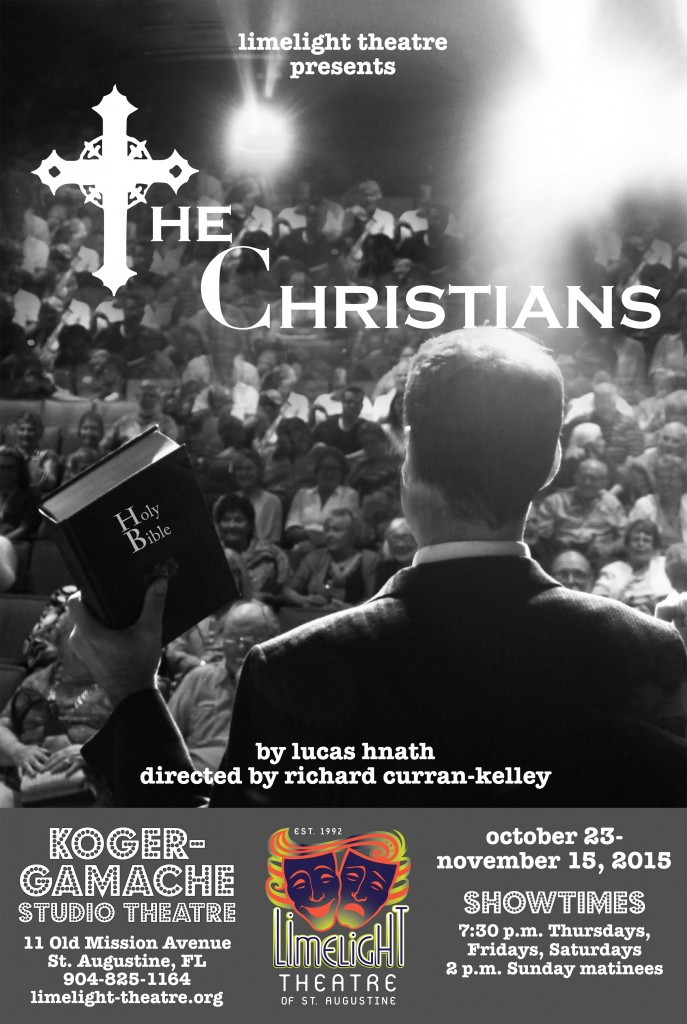 The Christians poster