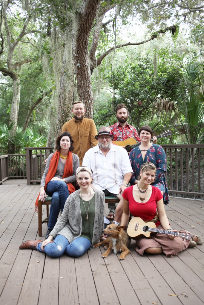 Local chefs, musicians, artists come together Nov. 21 at the St. Augustine Amphitheater for Swamp Radio's Early Thanks event. Photo by Renee Unsworth