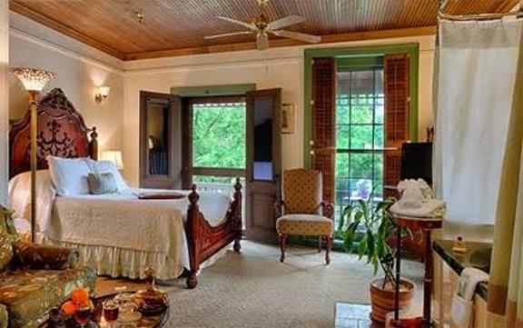 St. Francis Inn Named One of BEST In America