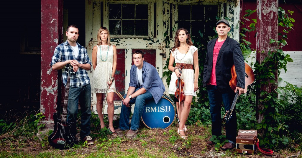 New York natives, Emish, have forged their own Americana folk rock sound. The band will perform on the main stage of the St. Augustine Celtic Music & Heritage Festival, March 11-13 at Francis Field in St. Augustine. Contributed image