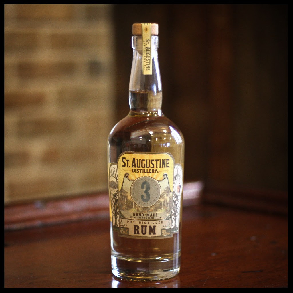 Discovery Rum #3 is available to the public on Nov. 7, but those with a password can buy their two bottles on Nov. 5 or Nov. 6 at the St. Augustine Distillery. Contributed image
