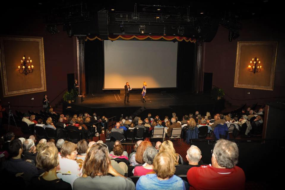 This photo shows the opening night of the 2015 Saint Augustine Film Festival. The 2016 event is set for Jan. 29-31 in downtown St. Augustine. Contributed image