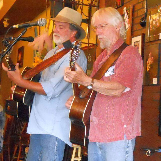 Jan. 31: Bob Patterson & Charley Simmons perform at Limelight Theatre