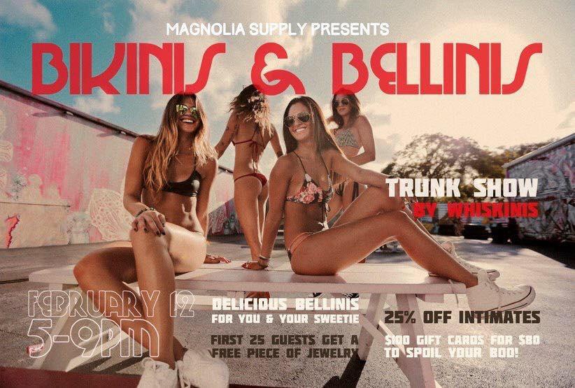 Magnolia Bikini