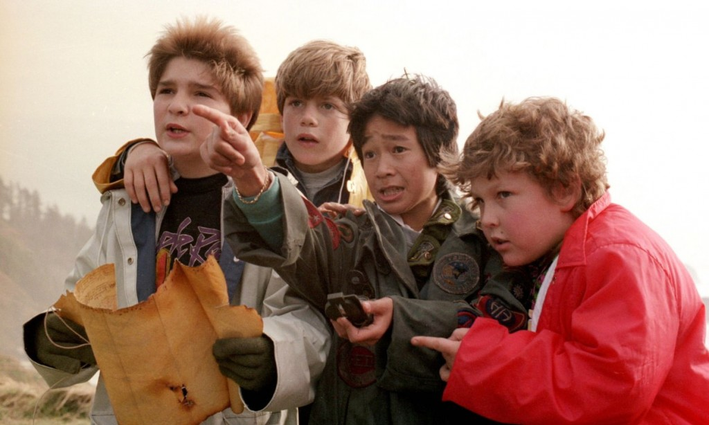Goonies will be on screen