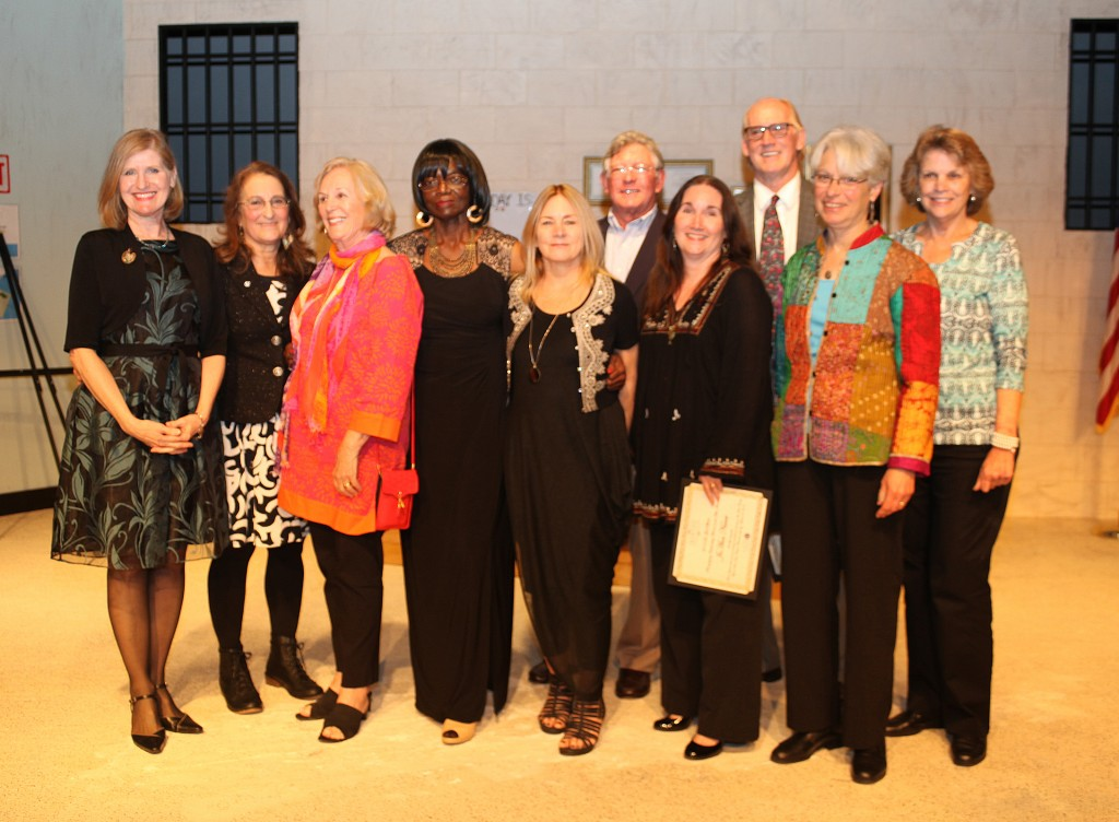 The 2016 ROWITA honorees are pictured together on Sunday, March 13 at Limelight Theatre. Award winners include