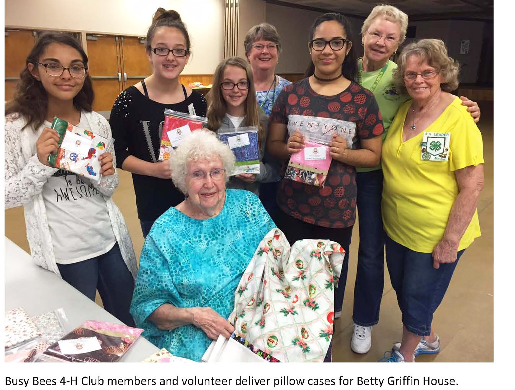 St. Johns County 4-H Splash of Service Projects