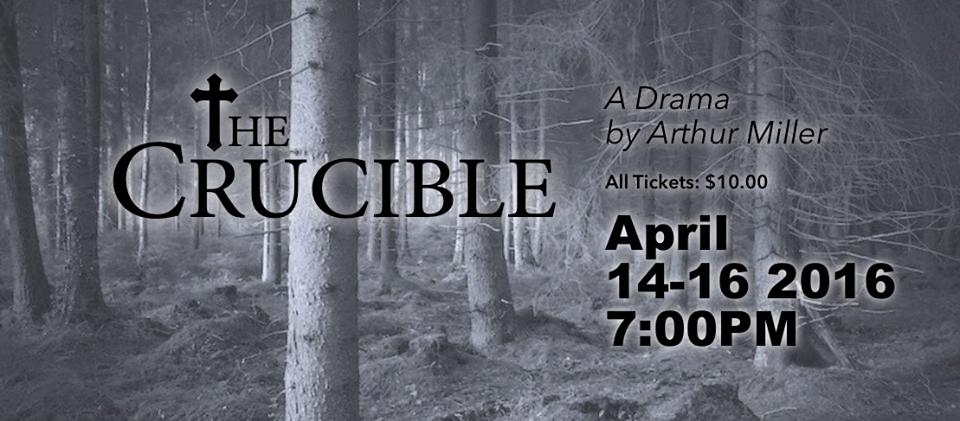 the crucible a fictionalized story of She is the main antagonist of many stories based on the event, namely arthur  miller's 1953 play the crucible abigail is described as seventeen with a.