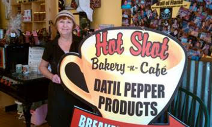 hot shot bakery