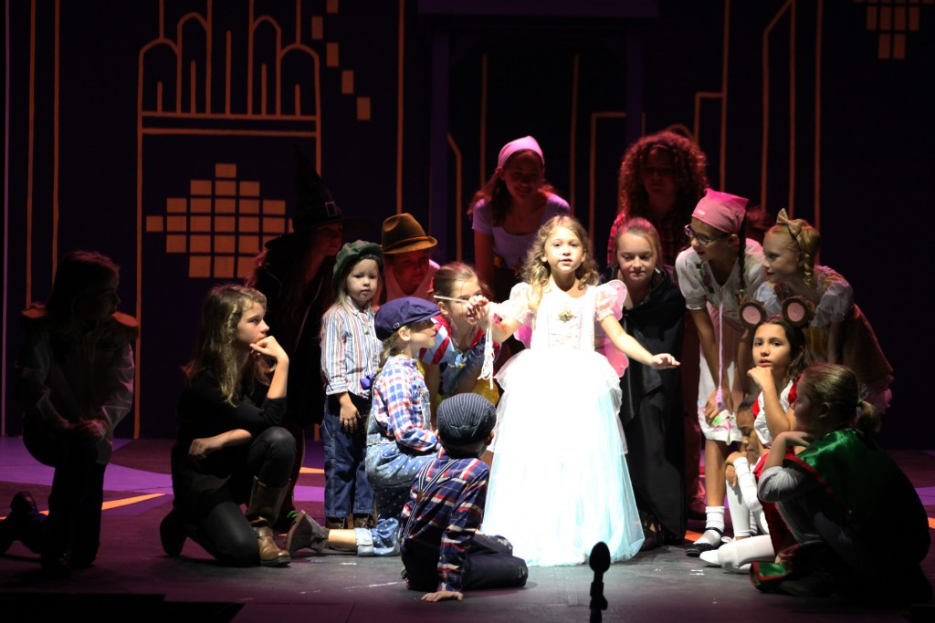 Princess Whatsername was staged during the 2015 Summer Musical Theatre Camp. The 2016 camp for elementary age students is