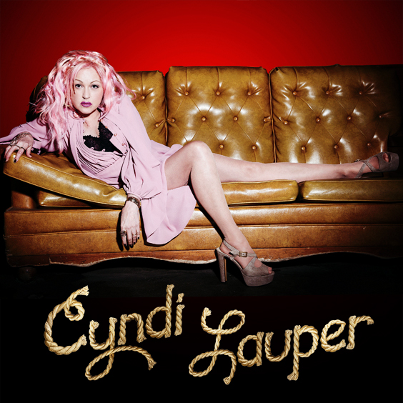 June 12 Cyndi Lauper On Stage At The St Augustine