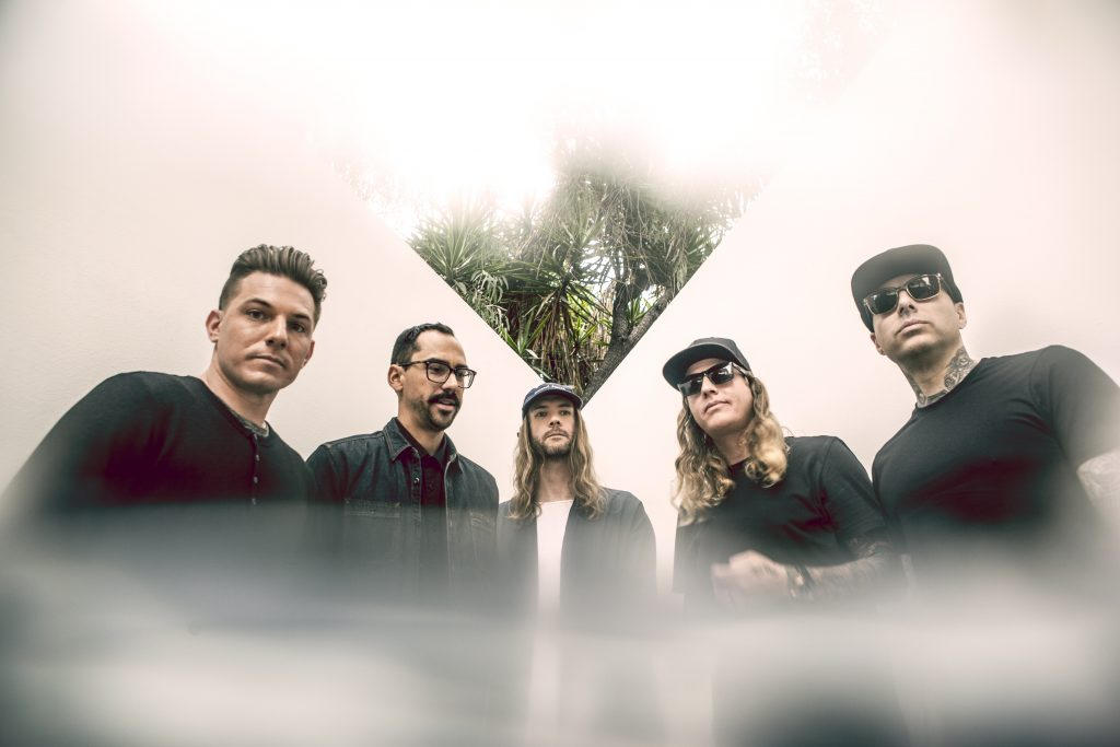 Dirty Heads will be on stage July 1, 2016 at the St. Augusitne Amphitheatre, opening for headliner Sublime with Rome.