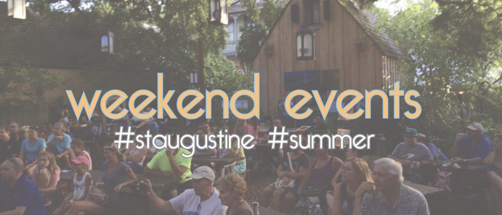 June 17-19: St. Augustine WEEKEND events