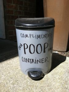 DogPoopContainer