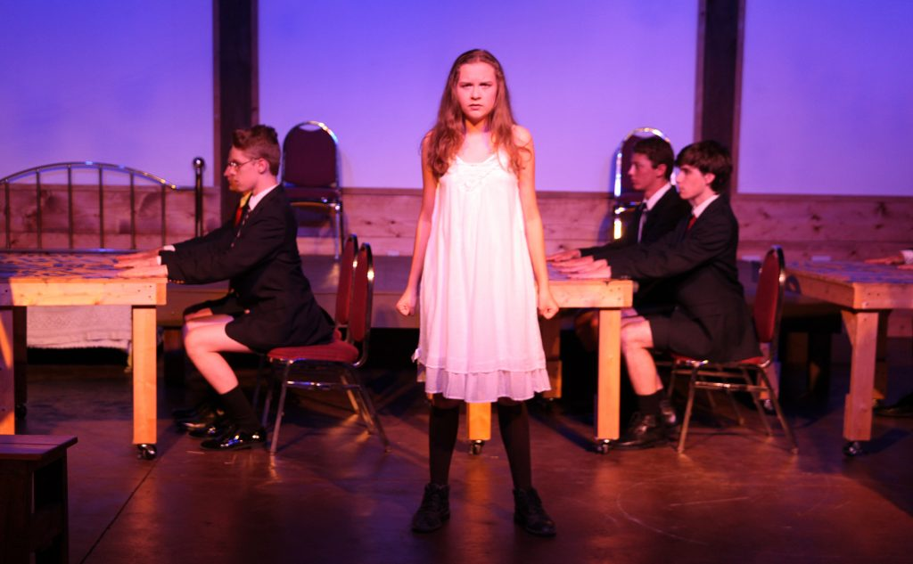 Spring Awakening is on stage July 10 and July 15-17 in the Pioneer Barn at Fort Menendez, 259 San Marco Ave., St. Augustine. Photos by Renee Unsworth