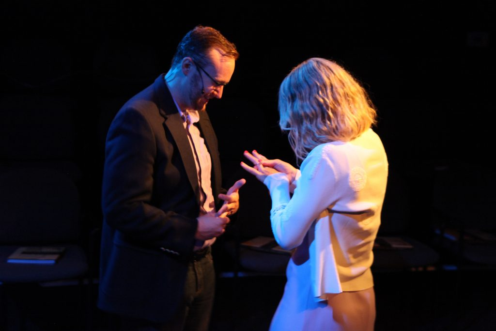 July 28-August 21: The Last 5 Years at Limelight Theatre