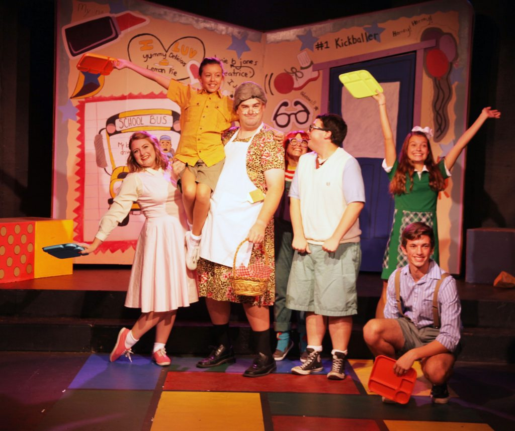 On stage in October: Junie B. Jones The Musical