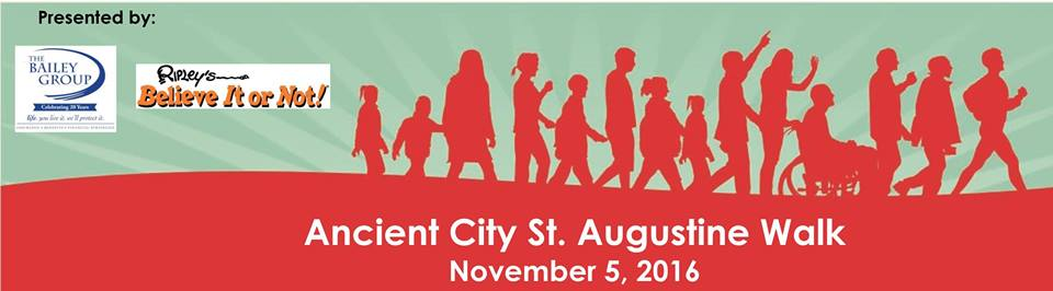 Nov. 5: Ancient City ALS Walk at Ripley's Believe It Or Not