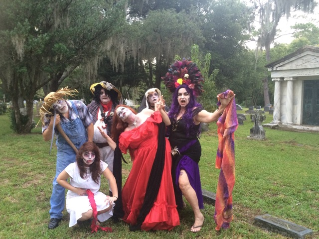 Oct. 28-31: Haunted Theatre — The Last Act at Raintree and Limelight Theatre