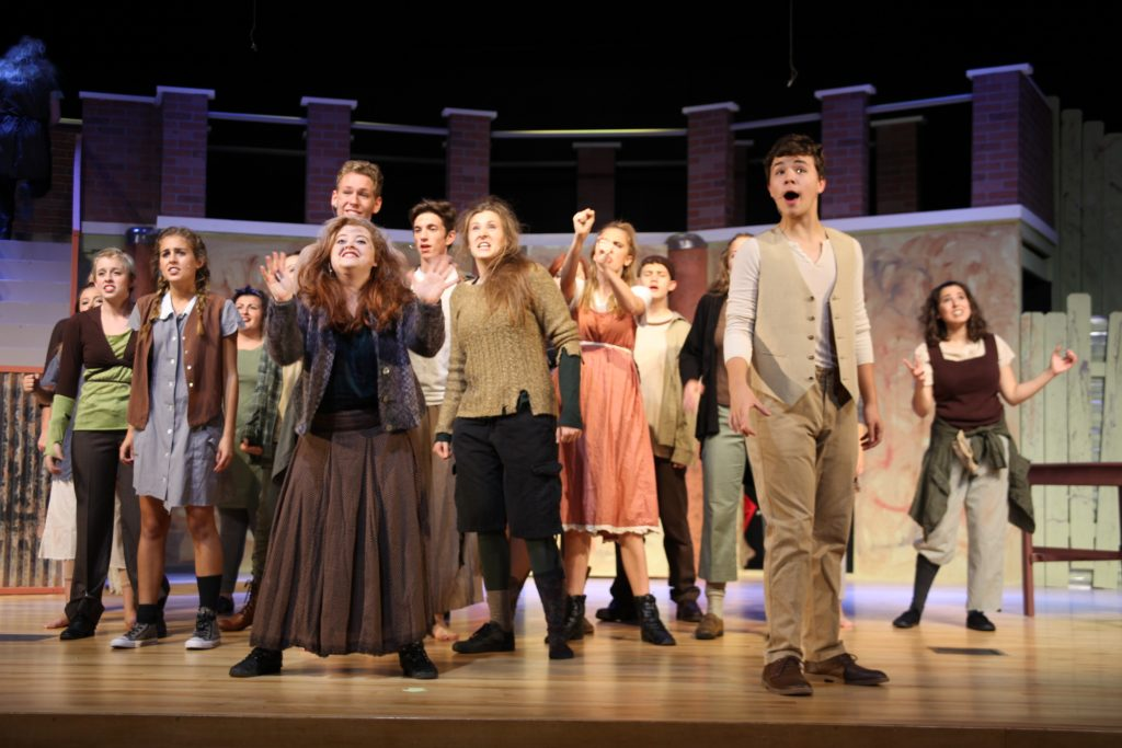 Oct. 13-16: Urinetown the Musical at St. Augustine High by 60+ students