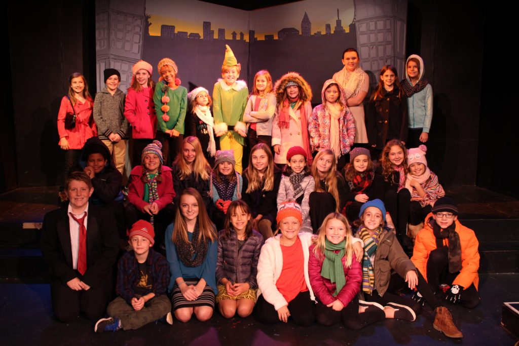 Elf Jr. The Musical OPENS at Limelight Theatre