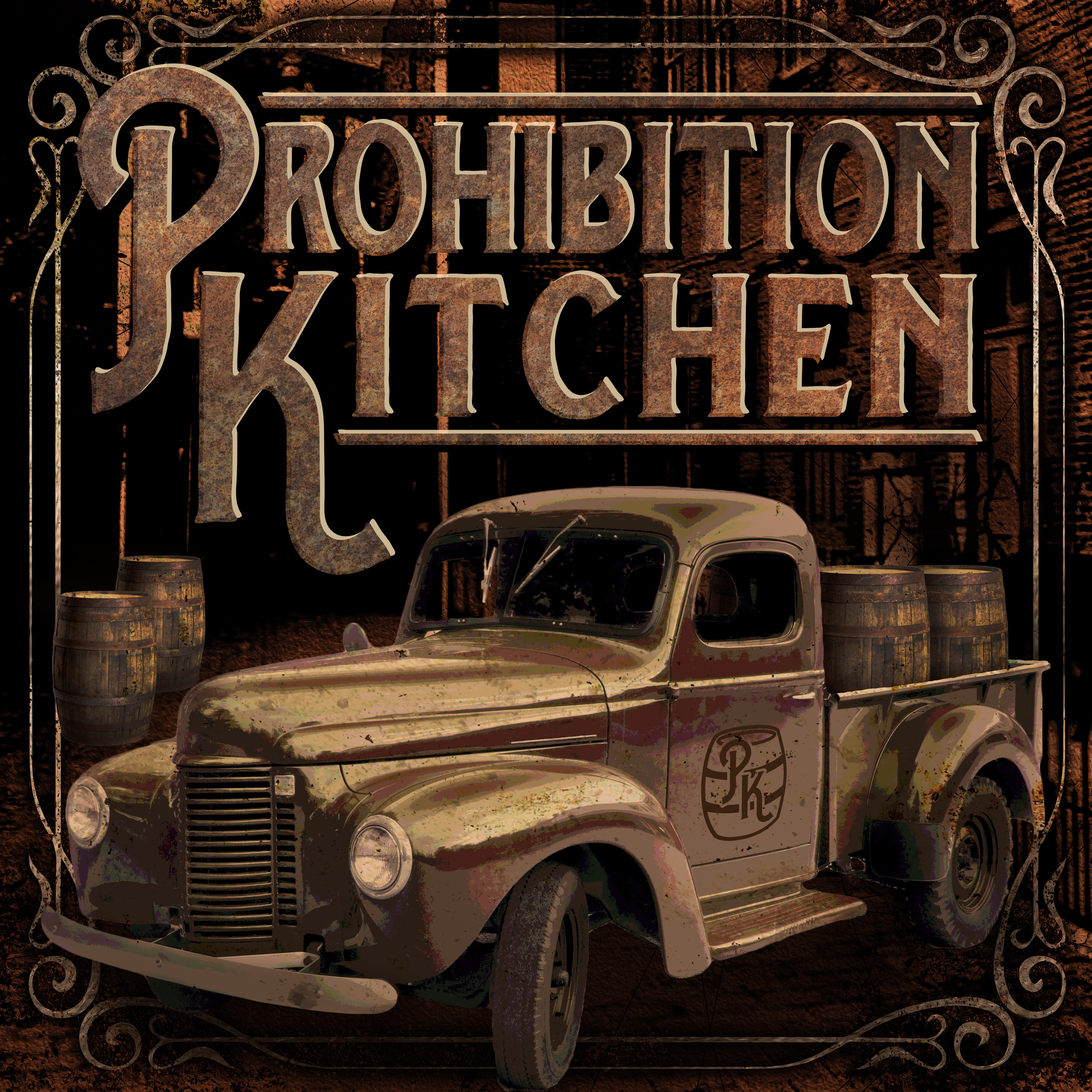 Prohibition Kitchen Dec31 New Year's Eve Events In Staugustine  Totally St