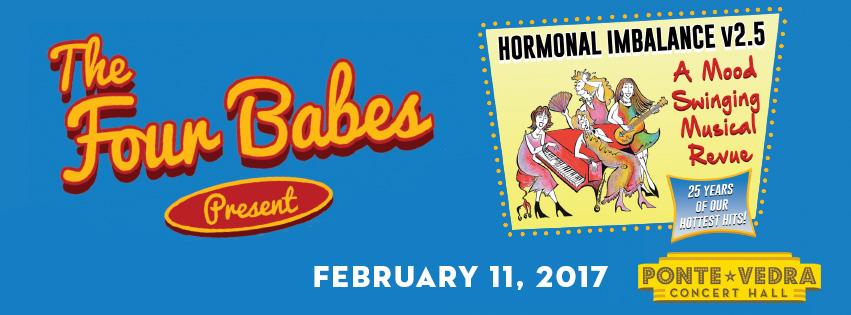 Feb. 11: Hormonal Imbalance: A Mood-Swinging Musical Revue