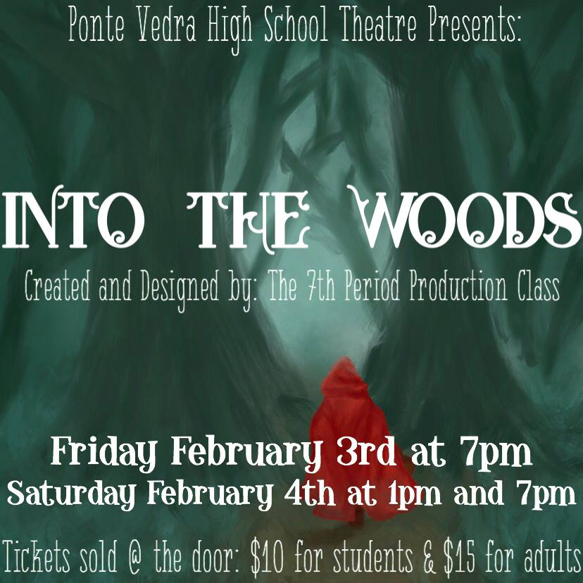 February 2017 Theatre Shows in St. Augustine & St. Johns County