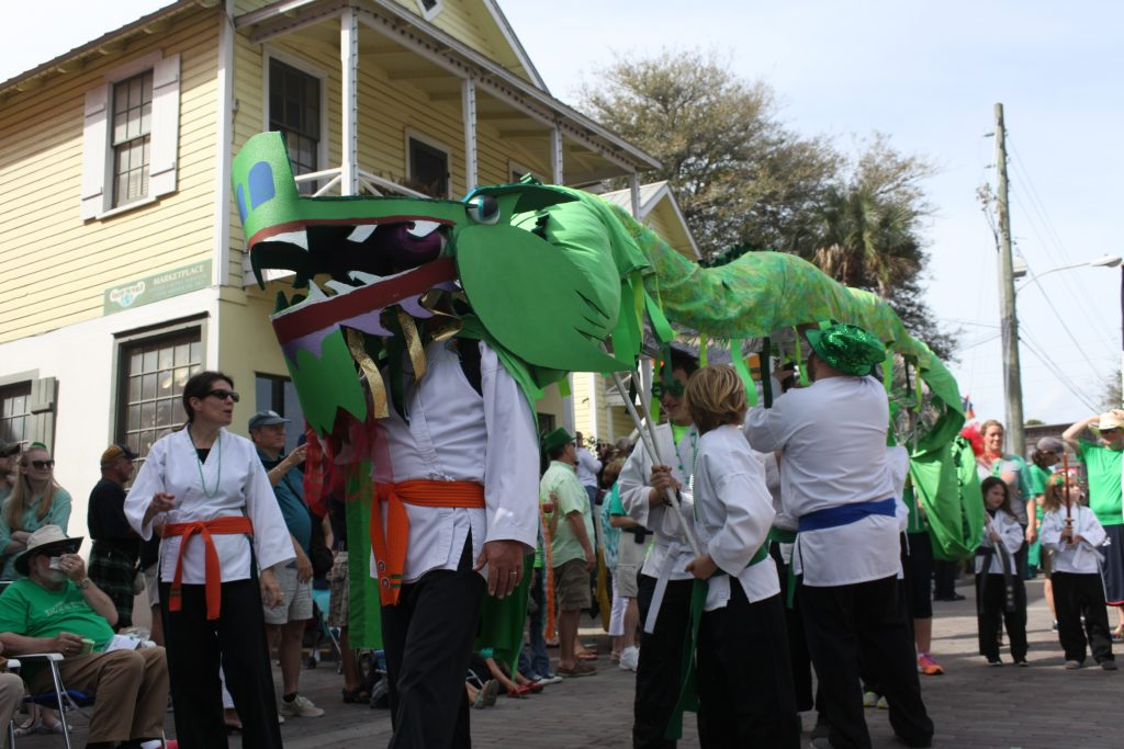 March 10-12: St. Augustine WEEKEND events