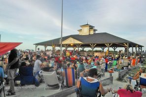 May 16-Aug. 12: FREE SUMMER CONCERTS during Music by the Sea