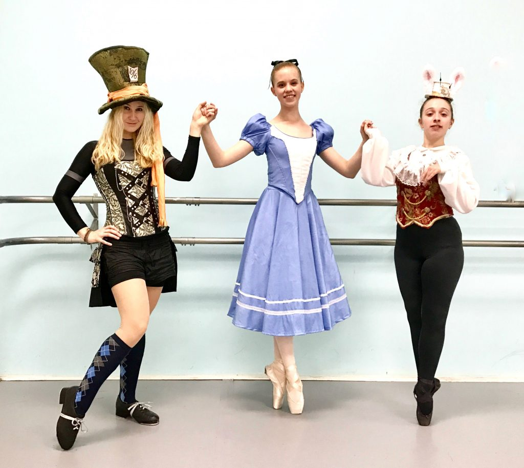 May 13-14: Alice in Wonderland ballet at Flagler College