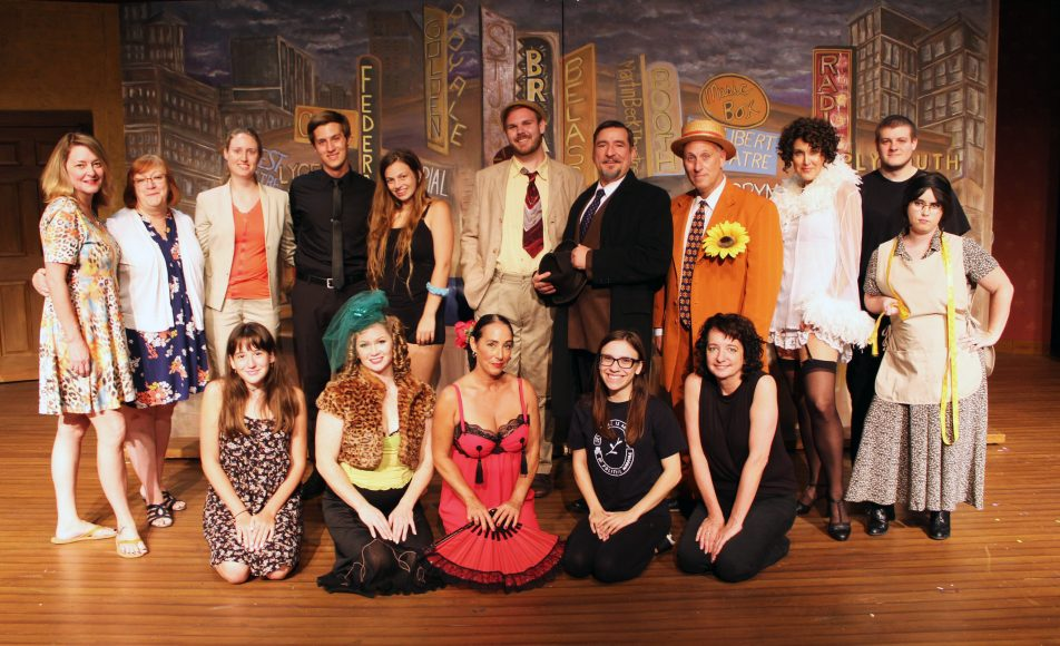 The Nance cast&crew