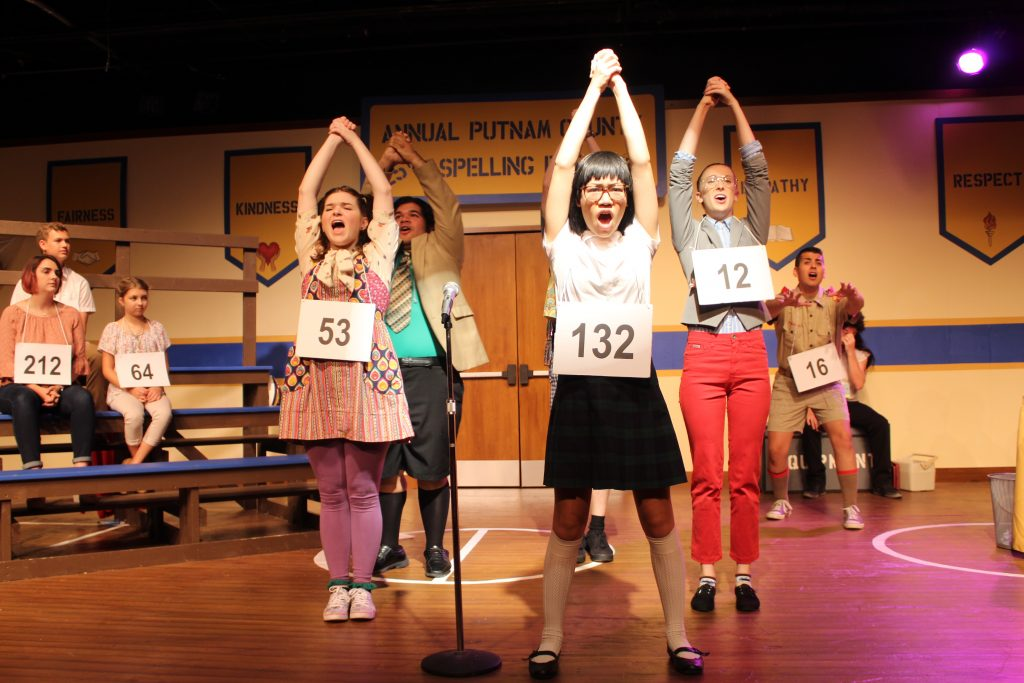 July 20-August 20: The 25th Annual Putnam County Spelling Bee at Limelight Theatre