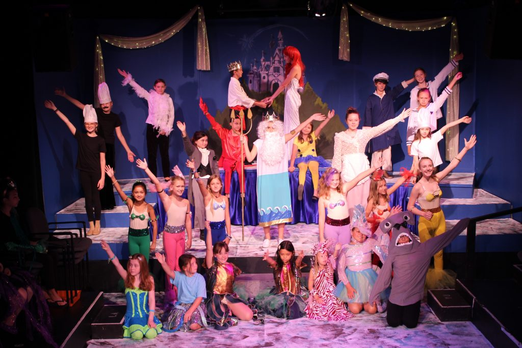 Disney's The Little Mermaid Jr. at Limelight Theatre