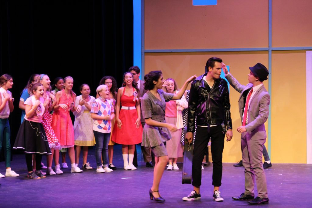 July 28-30: Bye Bye Birdie & Snow White on stage