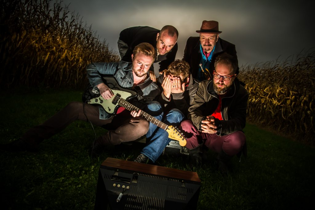 Enter the Haggis to perform for the first time in St. Augustine