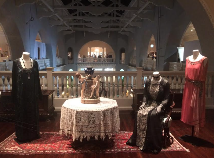 Must-see: Dressing Downtown at Lightner Museum through January 7