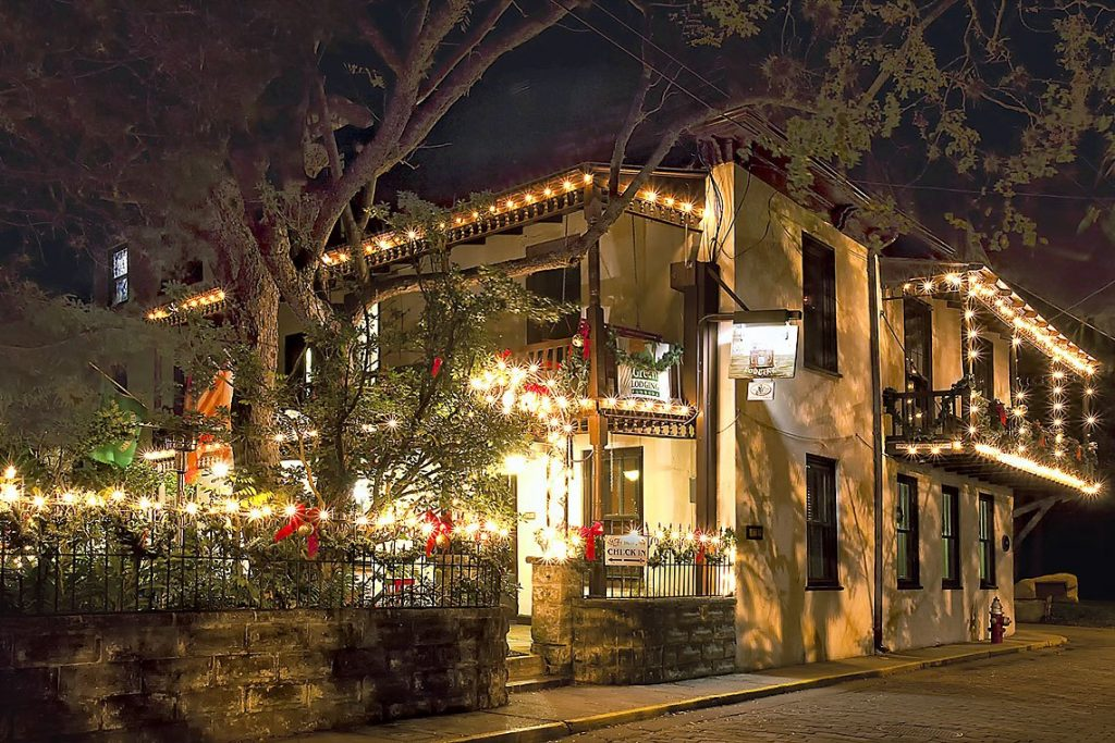 St. Francis Inn offers history, great location, and St. Augustine attractions tickets