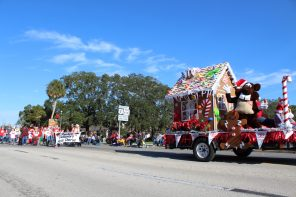 Dec. 7: 65th Annual St. Augustine Christmas Parade
