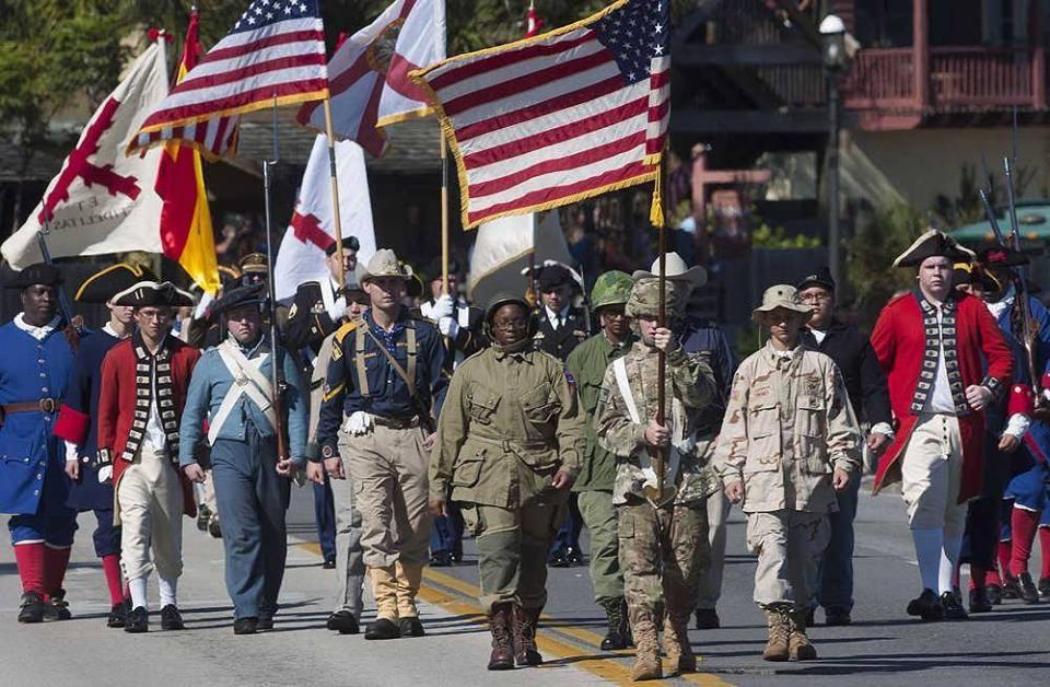 Nov. 10-12: Weekend events & Veterans Day in St. Augustine